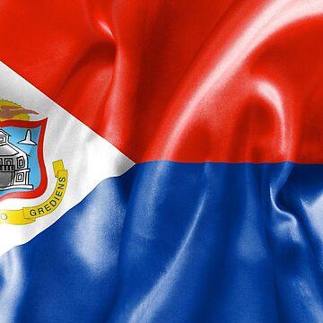 Sint Maarten Flag by MarkUK97