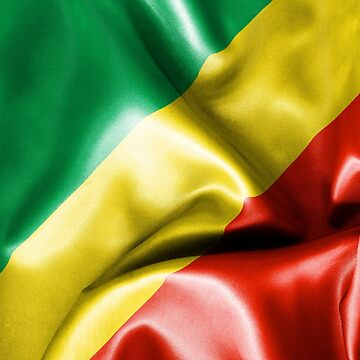 Republic of the Congo Flag by MarkUK97