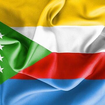 Comoros Flag by MarkUK97