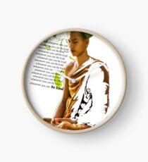 Buddha Nature Clock