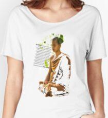 Buddha Nature Women's Relaxed Fit T-Shirt