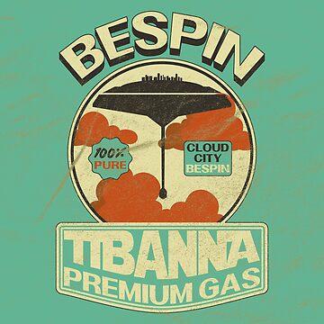 Bespin Tibanna Gas by GoMerchBubble