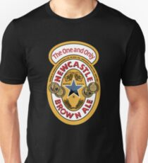 Newcastle Brown Ale Unisex T-Shirt