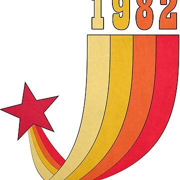 1982 vintage Rainbow by idaspark