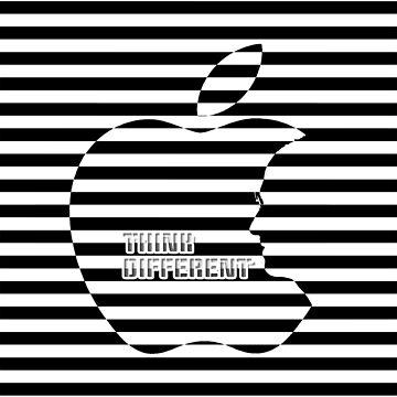 Think Different (Apple - Steve Jobs) by Studio-CFNW11