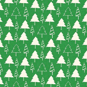 Christmas Tree Green by susycosta