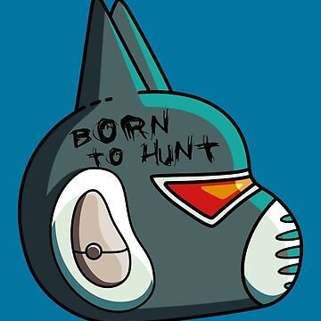 Avocato Born To Hunt by freeves