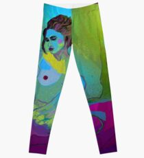 Sun Moon Star Leggings