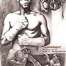 thai boxing by Alleycatsgarden