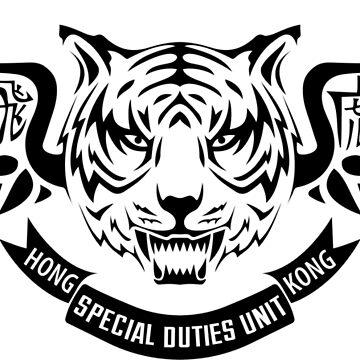 Hong Kong SDU Flying Tigers by fareast