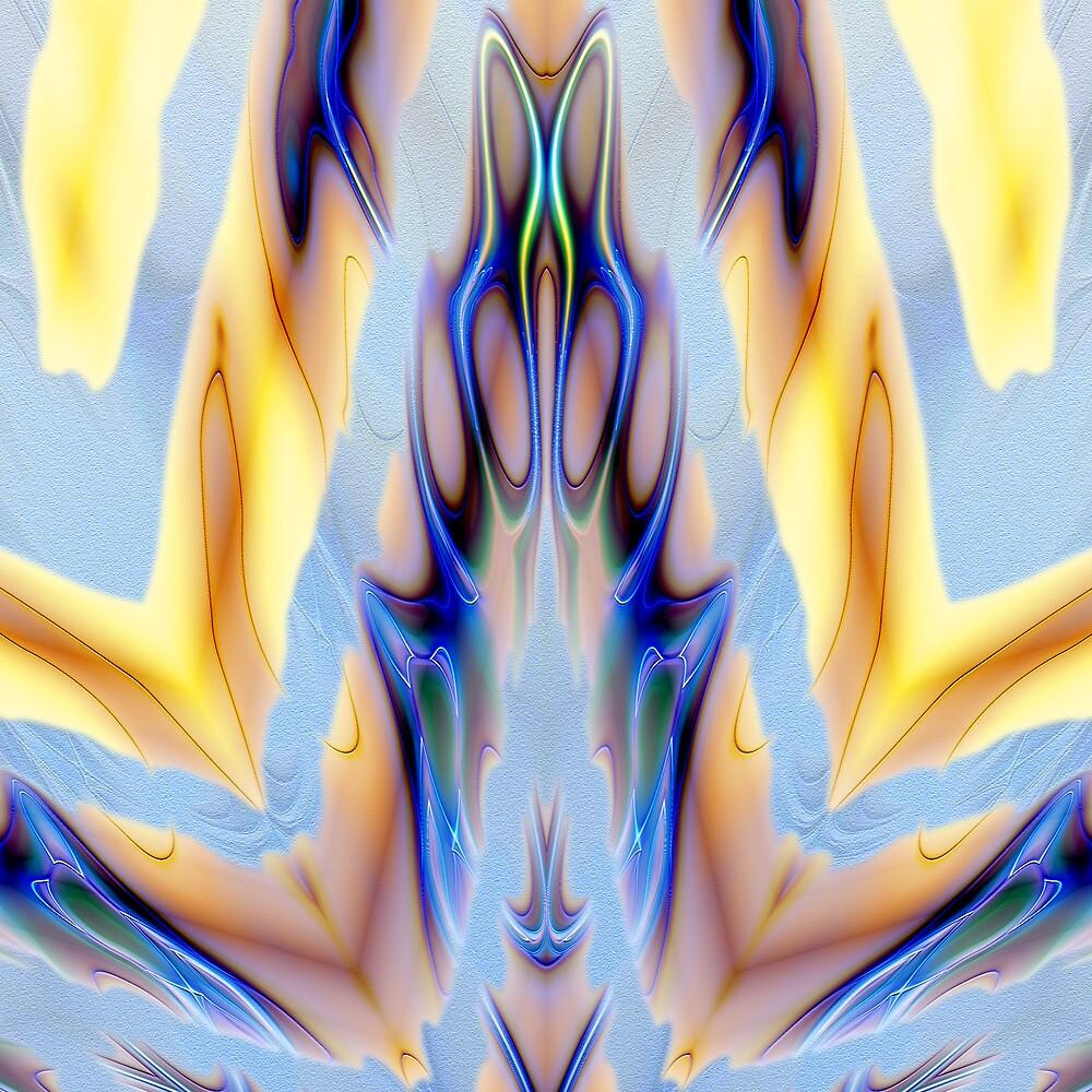 Blue Star 2000 by Hugh Fathers