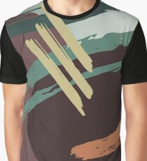 Warm coldness abstract Graphic T-Shirt