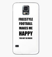 Freestyle Football Lover Fan Funny Gift Idea Hobby Hülle & Skin für Samsung Galaxy