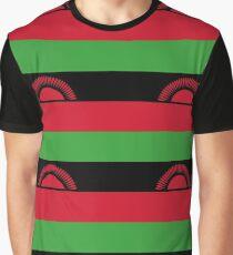 Flag of Malawi Graphic T-Shirt