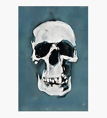 The Skull Photographic Print