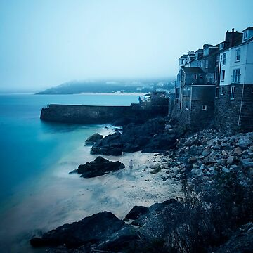 """ghosts of Bamaluz Beach"" - St Ives by rennaisance"