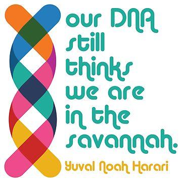 DNA | Yuval Noah Harari by giovybus