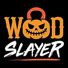 WOD Slayer Pumpkin by brogressproject