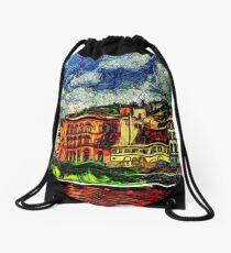 Florence Italy Fine Art Print Drawstring Bag