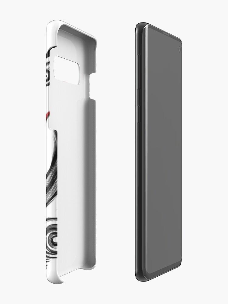 Alternate view of Okami 大神 Case & Skin for Samsung Galaxy