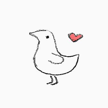 Little Birdy by DaisyLuluLola