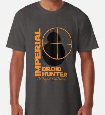 Droid Hunter - Design 4 Long T-Shirt
