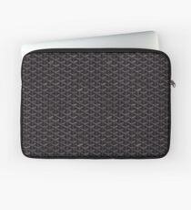 Goyard Metal Texture Laptop Sleeve
