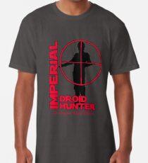 Droid Hunter - Design 2 Long T-Shirt