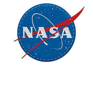 NASA Logo by vladocar