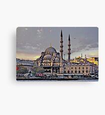 Hagia Sophia Museum Canvas Print