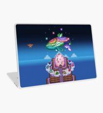 Wind Fish Laptop Skin