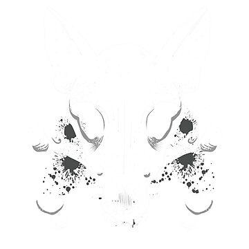 Dead Dogs 'n' Bones variant by spazzynewton