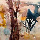 leichter Wald von Marianna Tankelevich