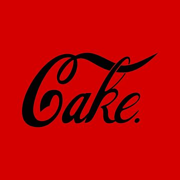 Cake (Period) Cola Style No. 2 Black by PEK1787