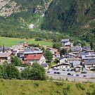 Le Tour, Haute Savoie, French Alps by Chris Warham