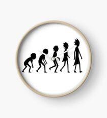 Rick and Morty - Evolution - Black Clock
