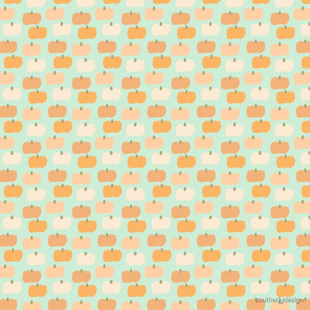 Pumpkin Patch by southerlydesign