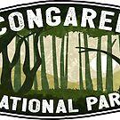 Congaree National Park South Carolina Swamp Hardwood Forest by MyHandmadeSigns