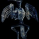 CROW SKELETON by BOLLA67