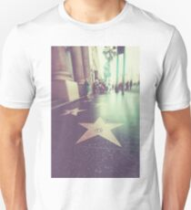 Hollywood, Beverly Hills, celebrities, movies, arts and entertainment Unisex T-Shirt