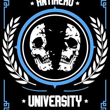 Antihero University by rolito86