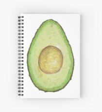 Große Avocado! Spiralblock