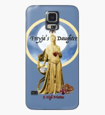 The Priestess - Blood Bread & Roses Tarot Case/Skin for Samsung Galaxy