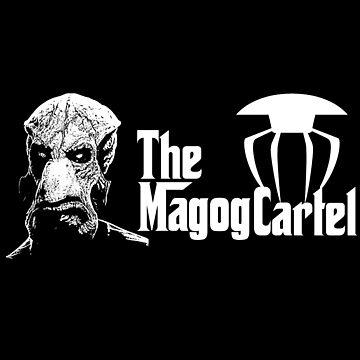 The Magog Cartel by GoMerchBubble