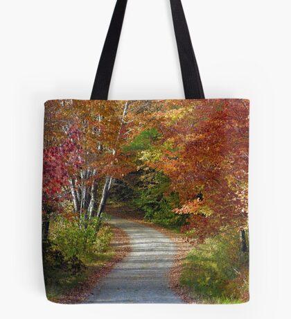 New Hampshire Foliage 2008 #8 Tote Bag