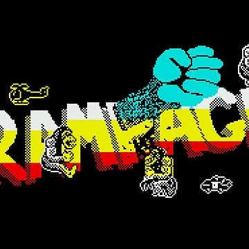 Gaming [ZX Spectrum] - Rampage by ccorkin