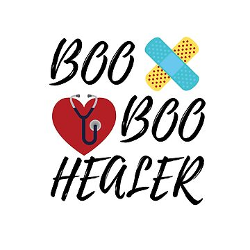 Boo Boo Healer / Yellow by MeCocky