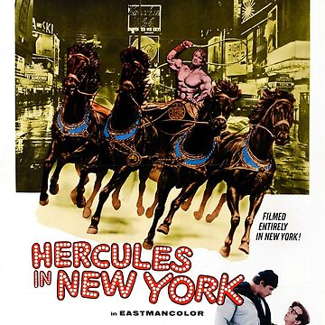 Hercules in New York by seagleton