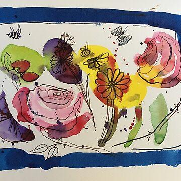 Flowers In My Mind by ElizaC