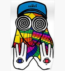 Magic Rezz Deep Poster